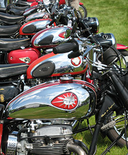 The Bolton Fair 2020.British Motorcycle Meet