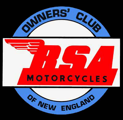 BSA Owners Club logo